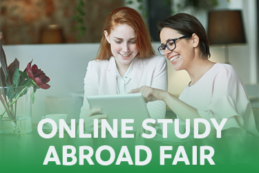 Online Study Abroad Fair